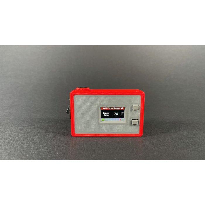 ODT PocketTemper Red/Grey V2