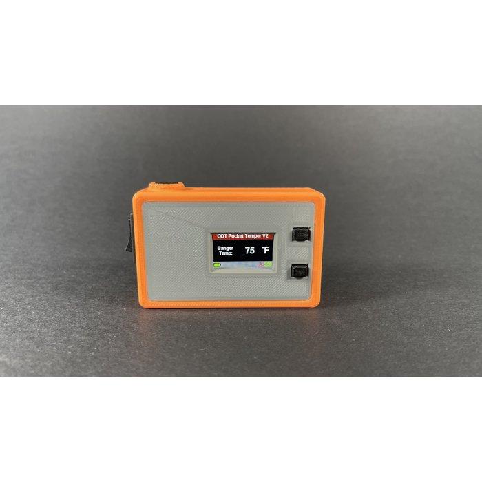 ODT PocketTemper Orange/Grey V2