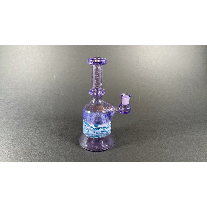 Continuum Glass Crushed Opal Rig 10mm