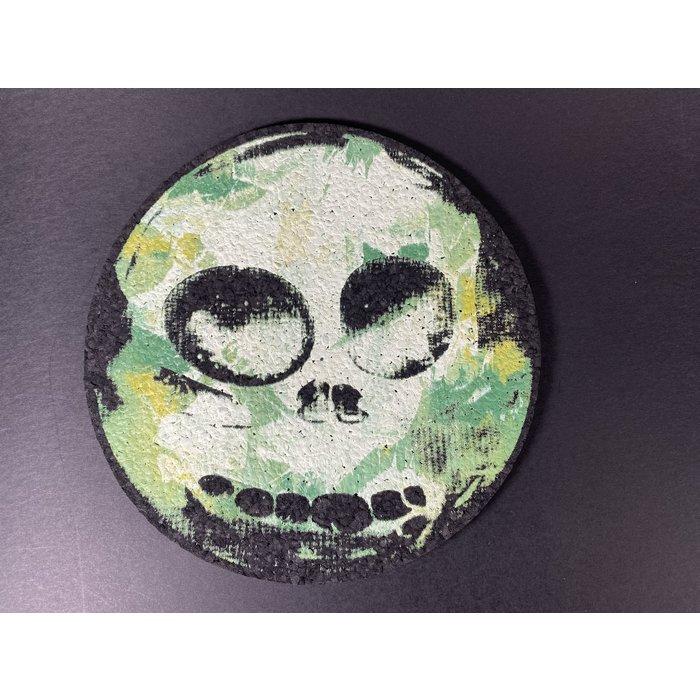 Moodmat Snodgrass Green Fume UV
