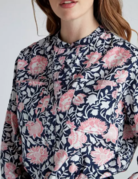 Lucky Brand Clothing Lucky Brand Edie Floral Popover