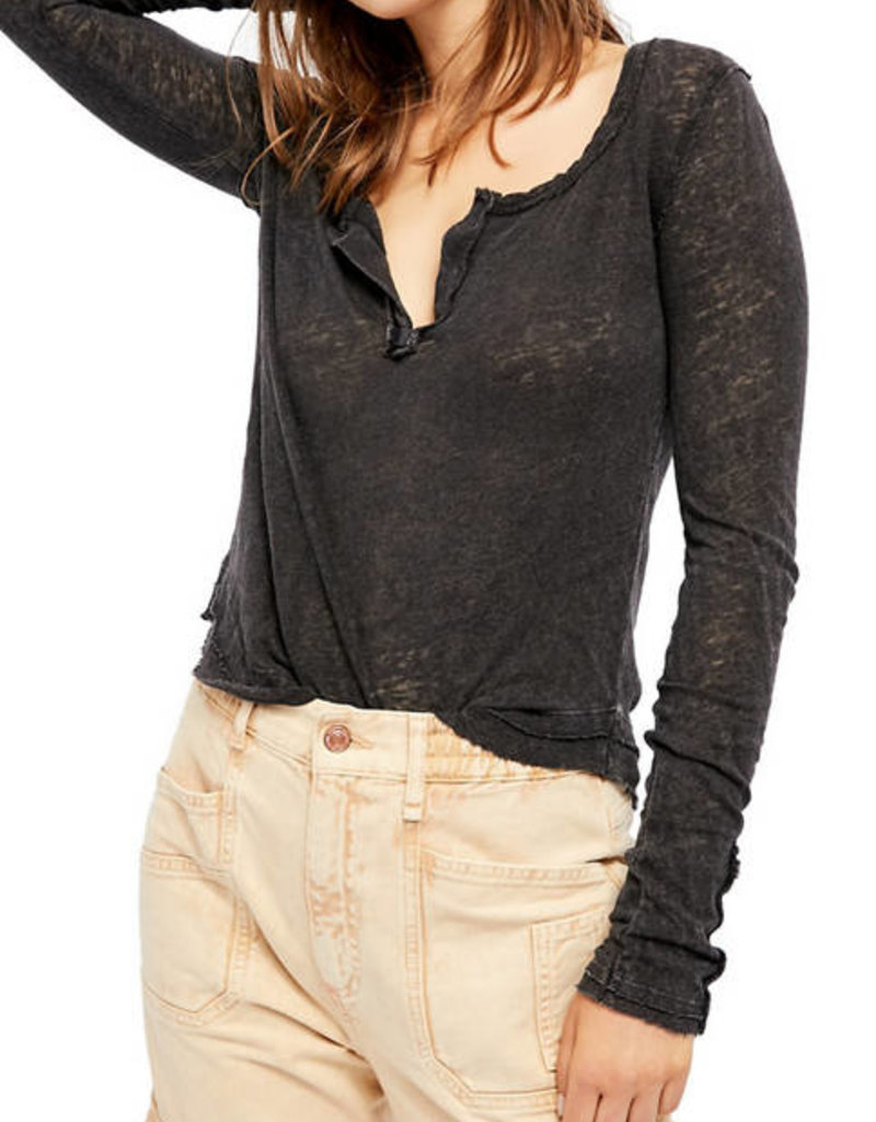 Free People Free People Hazy Day Henley