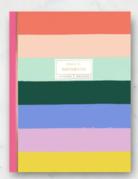 Idlewild Stationary Idlewild Notebook -