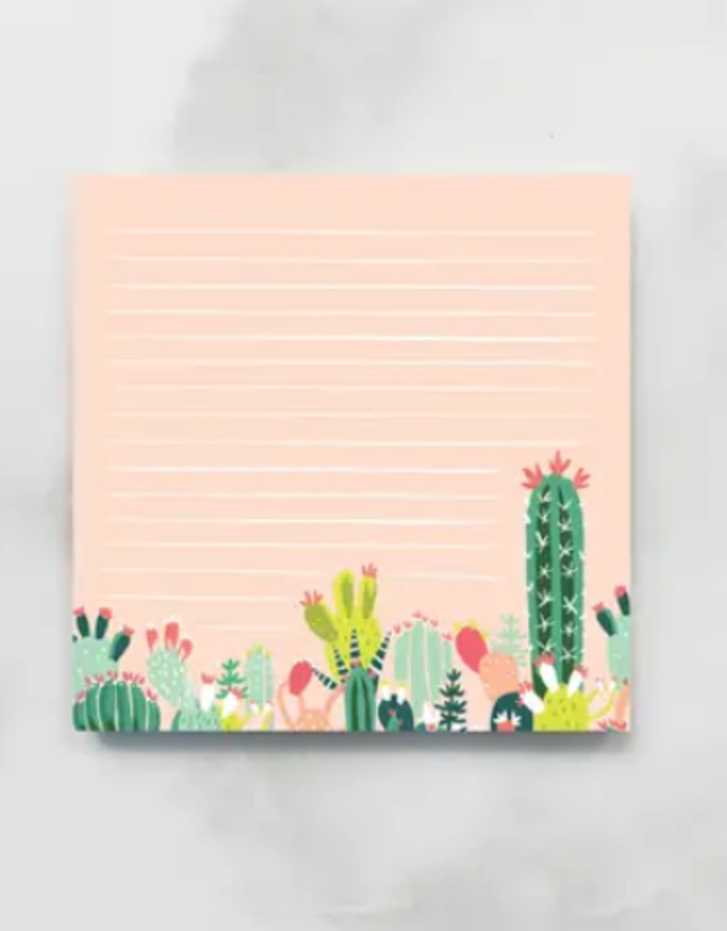 Idlewild Stationary Prickly Pear Desk Pad