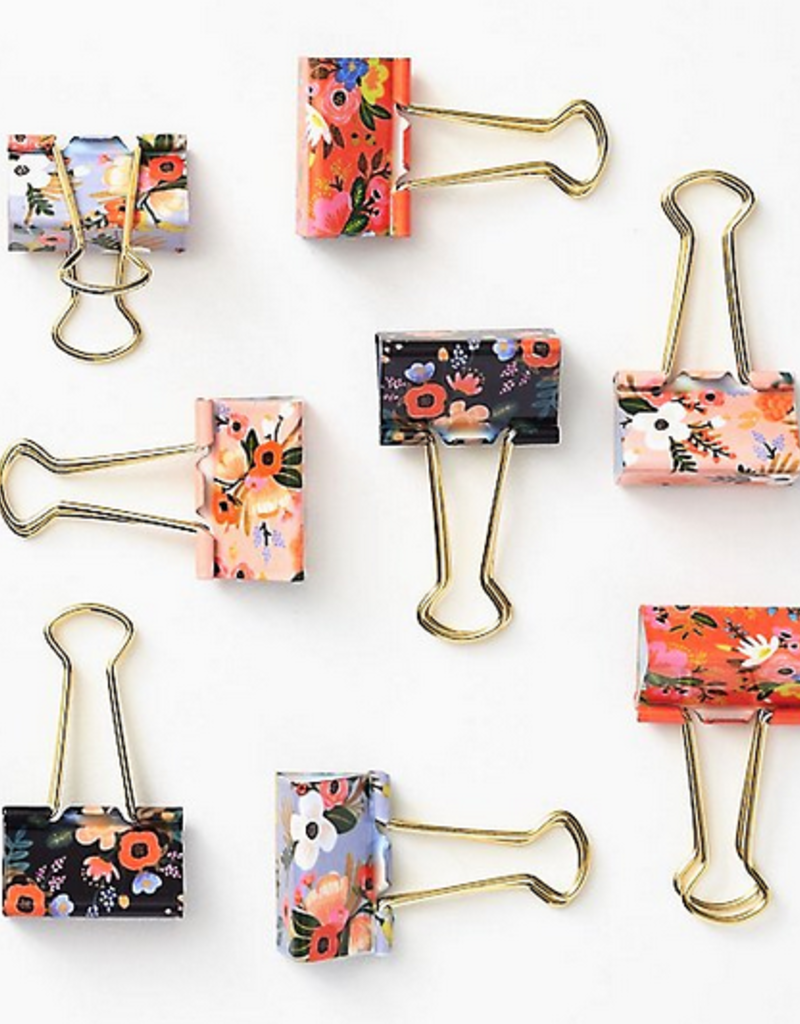 Rifle Paper Co. Rifle Paper Co Binder Clips