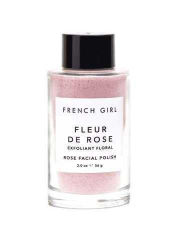 French Girl Cosmetics Rose Facial Polish