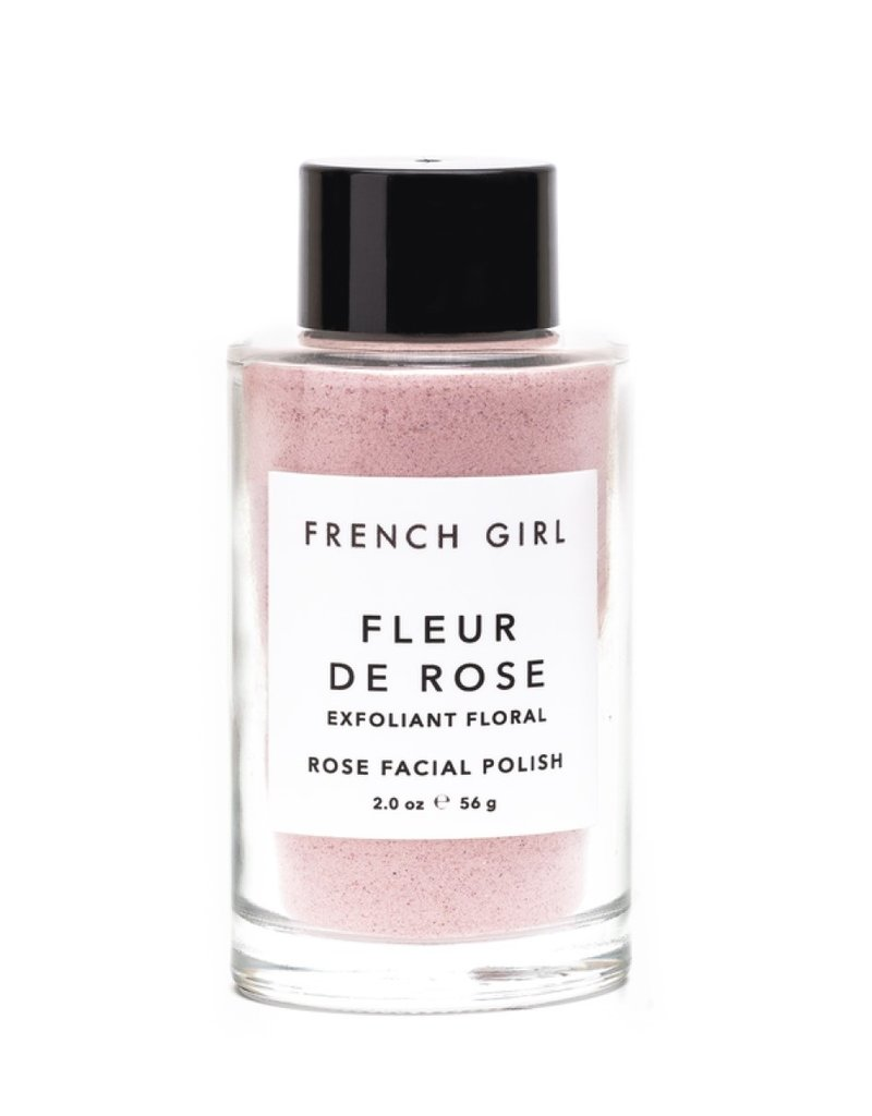 French Girl Cosmetics French Girl Organics Rose Facial Polish