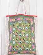Lovestitch Embroidered Tote Bag