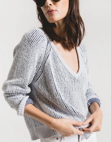 Rag Poets Varenna Raglan Sweater