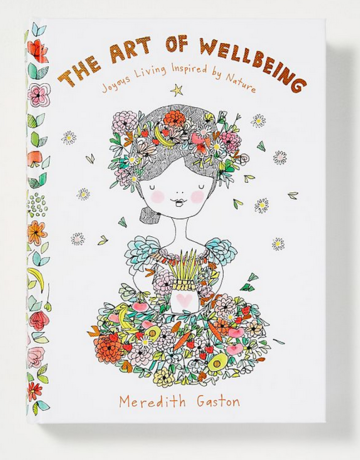 Chronicle Books The Art of Wellbeing - Joyous Living Inspired by Nature