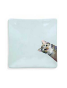 Greenbox Art Greenbox Art Dish Sneaky Cat
