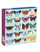 Chronicle Books Butterflies of North America Puzzle