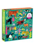 Chronicle Books Rainforest Animals Puzzle