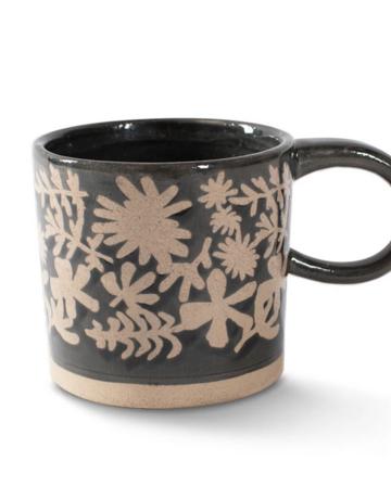 Fringe Studio Desert Flower Artisan Mug