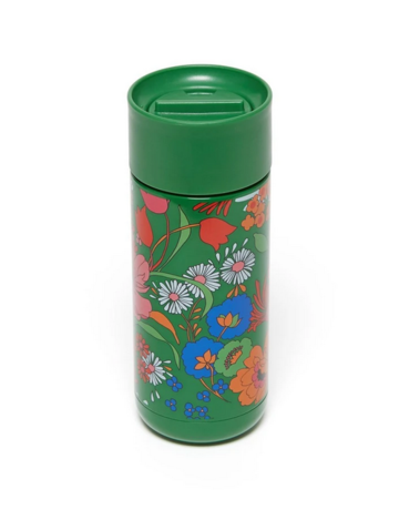 Ban.do Gifts Thermal Mug Superbloom Green