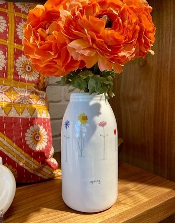 Beth Mueller Pottery Beth Mueller Pottery Maison Spring Vase