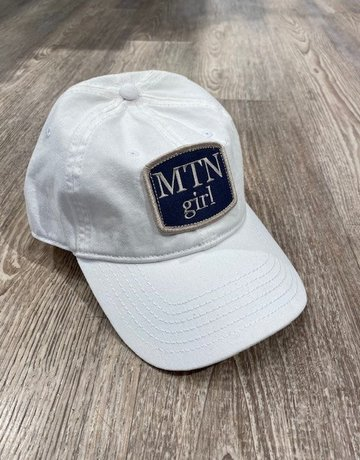 """Camp David Cap with """"MTN girl"""" Patch"""