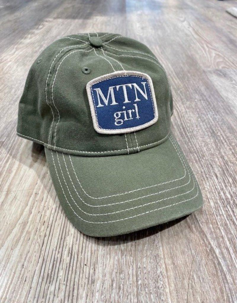 """Camp David Camp David  Cap with """"MTN girl"""" Patch"""