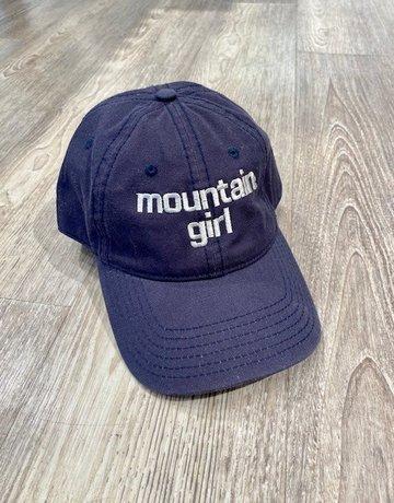 """Camp David Cap with """"mountain girl"""""""