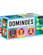 Chronicle Books Mudpuppy Wildlife Dominoes