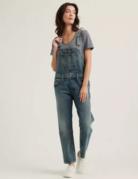 Lucky Brand Clothing Lucky Brand Assi Boyfriend Overalls