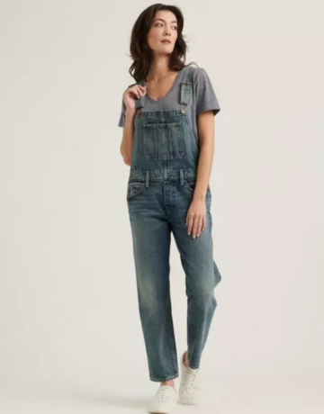 Lucky Brand Clothing Lucky Brand Assi Boyfriend Overalls