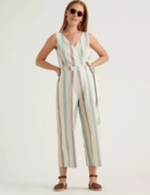 Lucky Brand Clothing Lucky Brand Daisy Jumpsuit