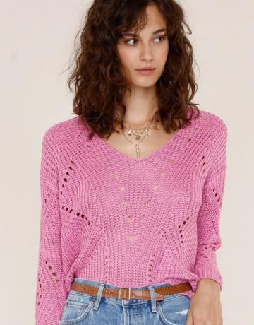 Heartloom Camden Rose Sweater
