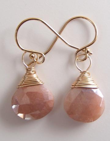 Kate Flynn Designs Mineral & Mine Classic Brio Earring