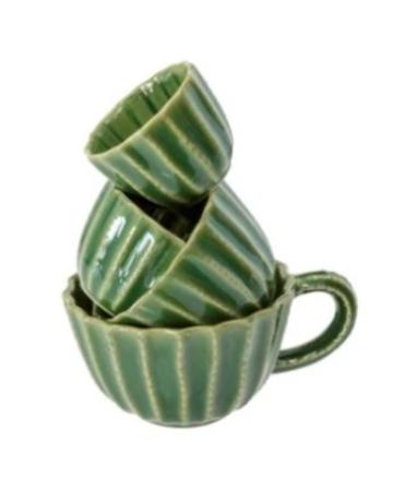 Indaba Trading Ltd Succulent Measuring Cups