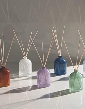 Paddywax Milky Glass Mini Diffuser