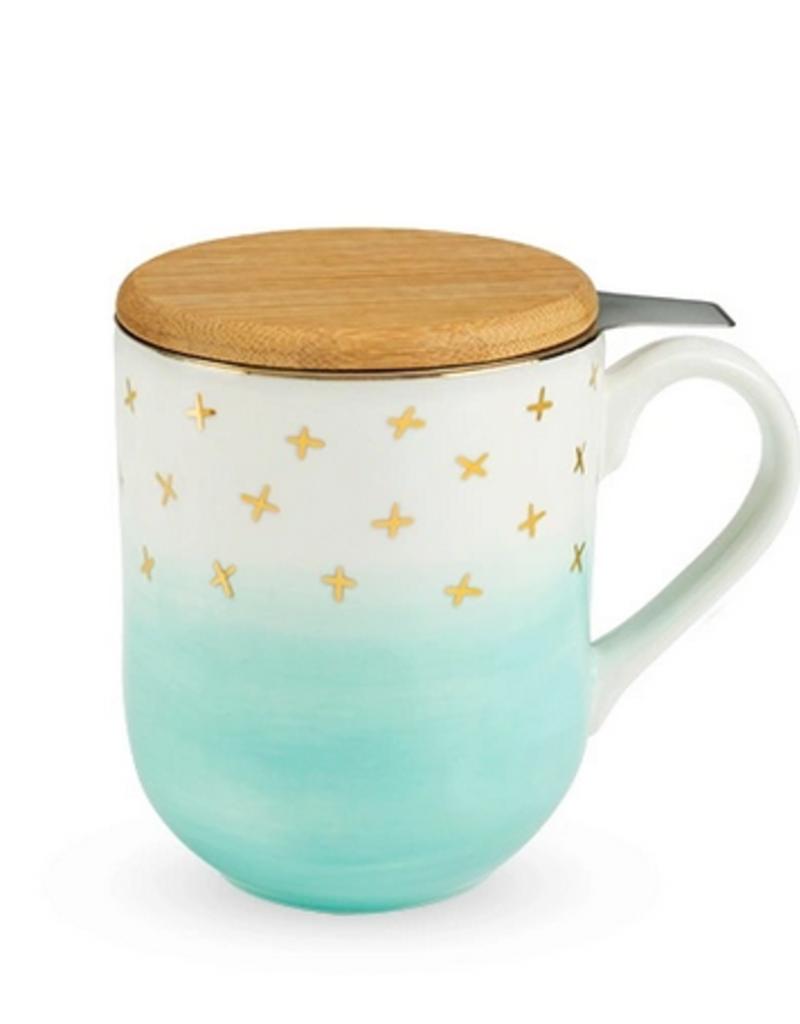 Pinky Up Pinky Up Tea Mug & Infuser