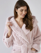 Pretty You London Pretty You London Plush  Cloud Robe
