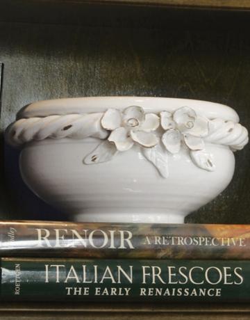 Napa Home & Garden Tuscany Rose Bowl