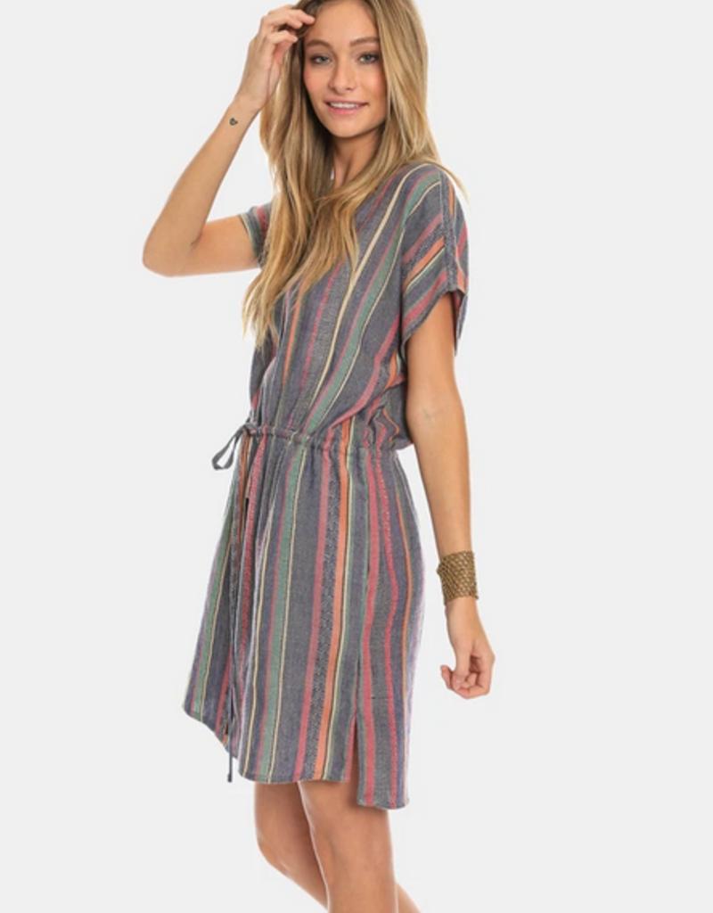 Dylan / True Grit Dylan Zuma Drawstring Dress
