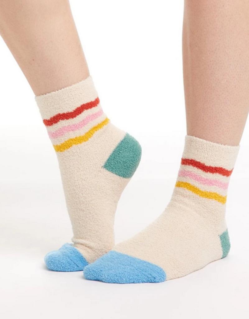 Ban.do Gifts Ban.do Rainbow Socks