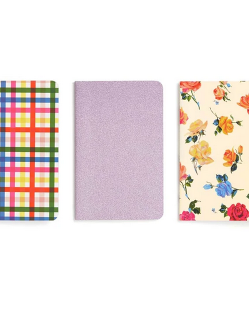 Ban.do Gifts Bando Notebook Set - Hold That Thought/Roses