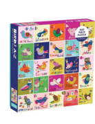 Chronicle Books Mudpuppy's Birds A to Z Puzzle