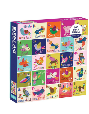 Chronicle Books Birds A to Z Puzzle