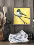 Greenbox Art Junco Mini Framed Art 6x6