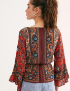 Free People Free People Rosalie Top