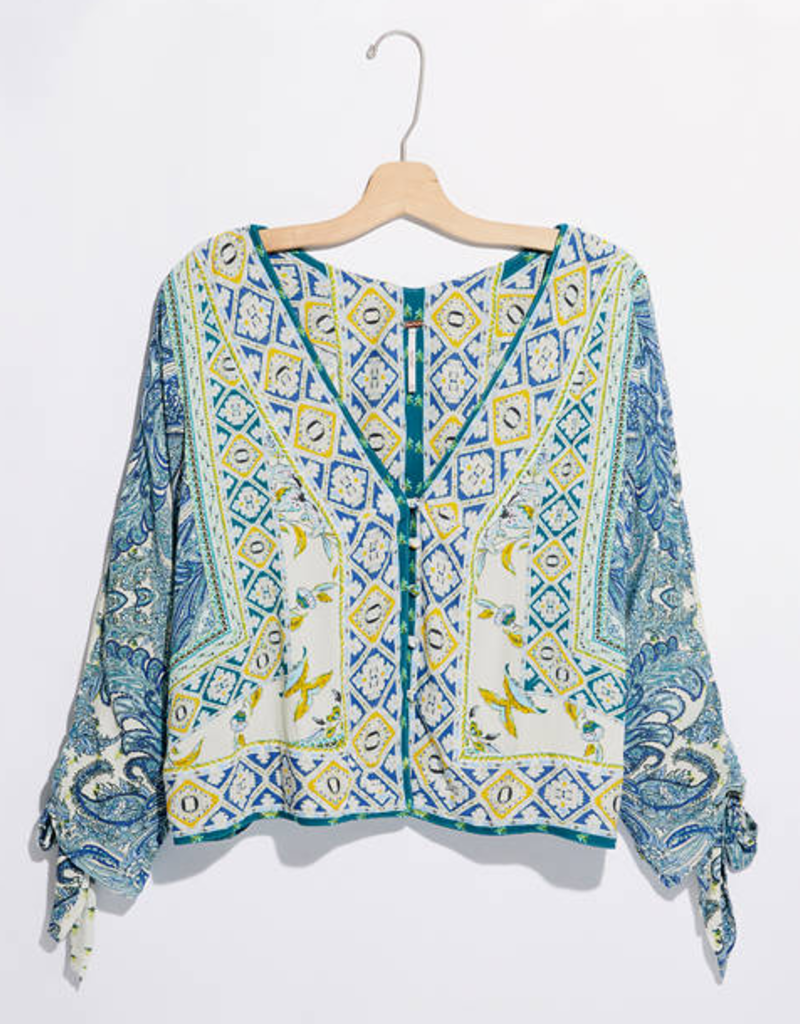 Free People Free People Catch Me Top