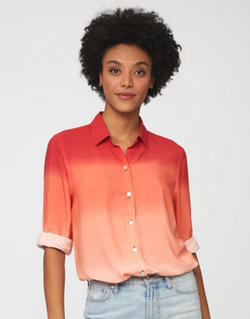 Beach Lunch Lounge Chalanna Ombre Blouse