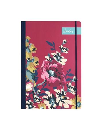 Joules Cambridge Floral Journal
