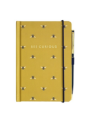 Joules Joules Bee Curious Notebook w/Pen