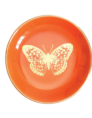 Archive Butterfly Trinket Dish