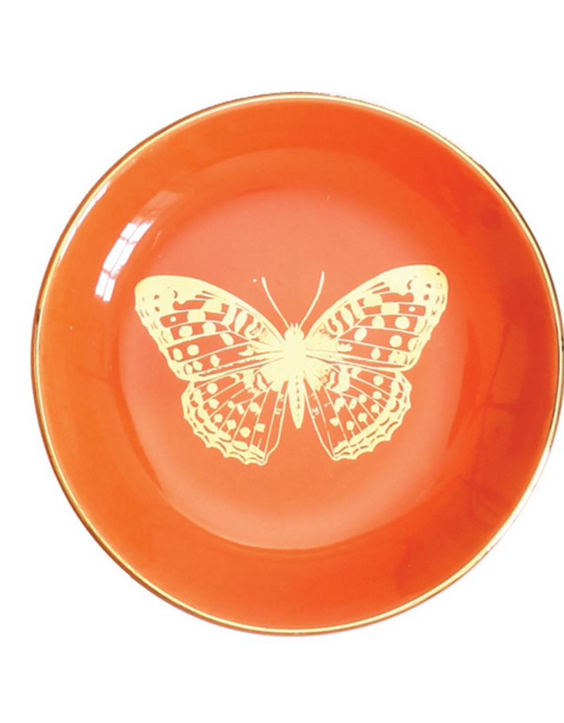 Archive Archive Butterfly Trinket Dish
