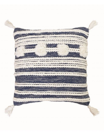 Foreside Blake Handwoven Pillow