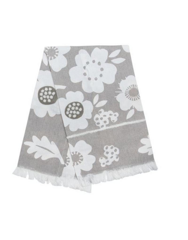 Foreside Foreside Handwoven Rynn Floral Tea Towel