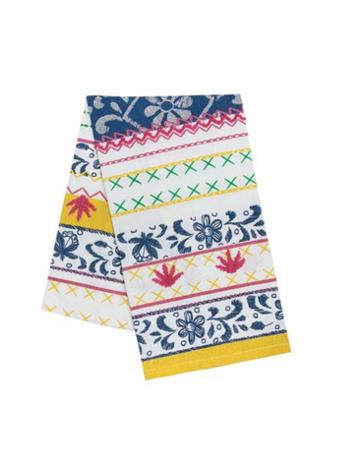 Foreside Handwoven Kaliko Tea Towel